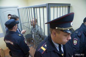 Пятерых свердловских полицейских отправили на нары за пытки арестованных. ФОТО
