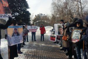 «ЗПЧ» в Ульяновске приняло участие в митинге памяти Бориса Немцова (фото)