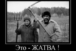 Ангарская жатва или «Кто следующий?»