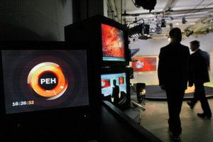 (Аудио) «Вас просто польют грязью», — сказал человек, представившийся журналистом РЕН ТВ. Дело «о краже лампочки».