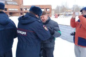 Побит за лес. Материал «Радио Свобода» о борьбе нашего эксперта в Вологодской области Григория Винтера
