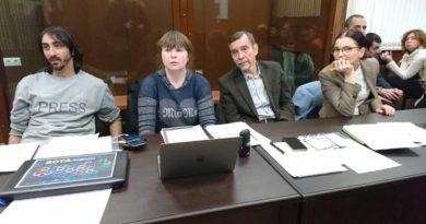 Лев Пономарев арестован на 25 суток