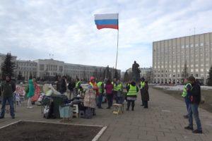 Оборонщики Северодвинска призвали Путина уволить губернатора. Новый пост противостояния №5.