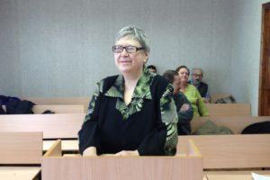 Суд прекратил уголовное преследование правозащитницы Татьяны Котляр