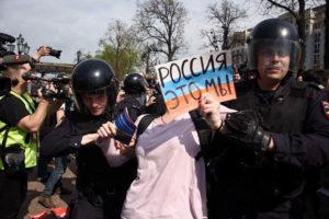 Россия на пути к тоталитаризму