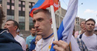 Гражданские активисты обратились в Генпрокуратуру Москвы с требованием освободить Константина Котова