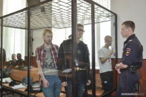 Трое фигурантов дела «Сети» объявили голодовку