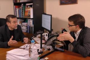 Лев Пономарёв — большое интервью после наезда Путина