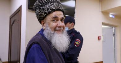 Ахмед Барахоев: Случившееся утром 27 марта 2019 года – явная провокация власти